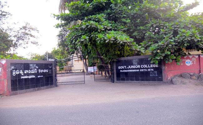 Junior College Principal Harassment On Women Teachers In East College - Sakshi
