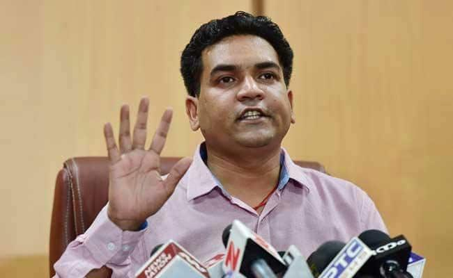 AAP Leader Kapil Mishra Today Join In BJP - Sakshi