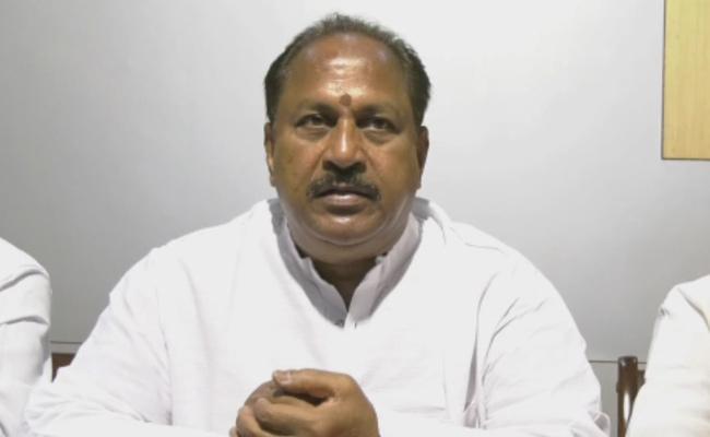 Kottu Satyanarayana Slams TDP Over Drone Row - Sakshi