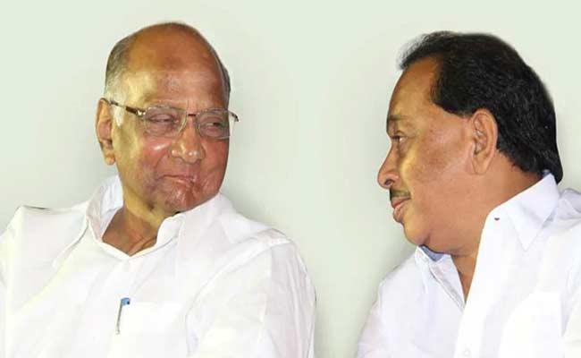 Sharad Pawar Comments On MSP Chief Narayan Rane Joins Congress - Sakshi