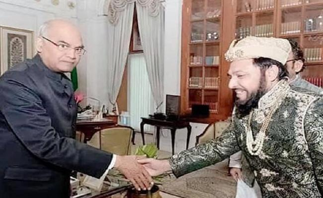 Prince Yakub Tucy Request To President For J And K Peace Ambassador - Sakshi