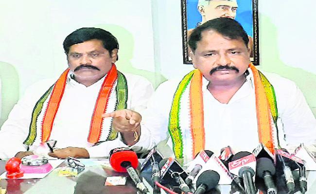 Congress Leader Sailajanath Speech At Kadapa - Sakshi