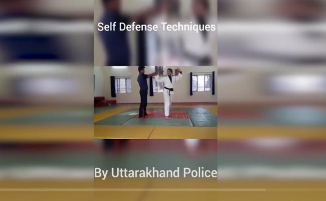 Uttarakhand Police Join TikTok Uploads Safety Technic Videos - Sakshi