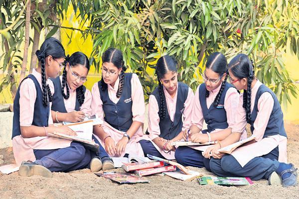 Group changes in Tenth Exams - Sakshi