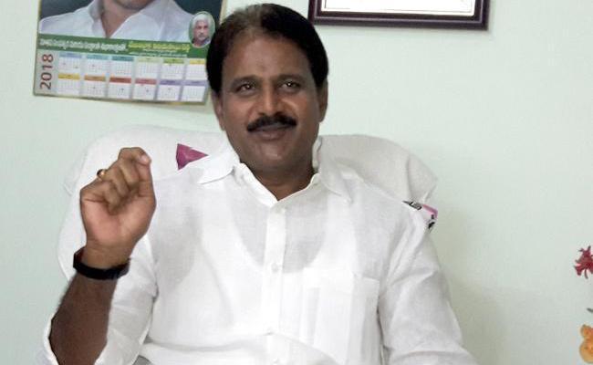 Mopidevi Venkataramana condemns rumours - Sakshi