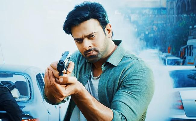 Prabhas Saaho Run Time Locked - Sakshi