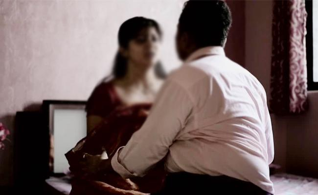 Fornication Relation With Friend Wife And Uploaded Social Media - Sakshi