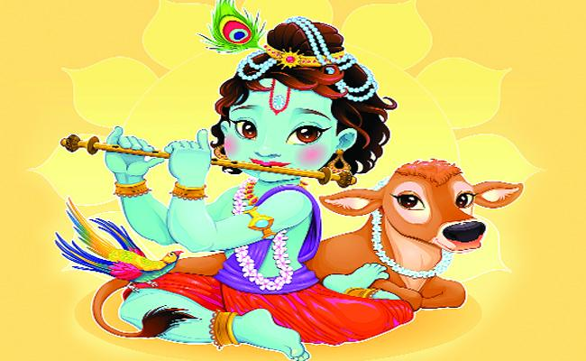 Cover Story On Sri Krishna Janmashtami - Sakshi