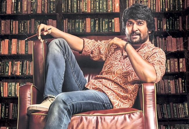 Nani to act in Andhadhun Telugu remake - Sakshi