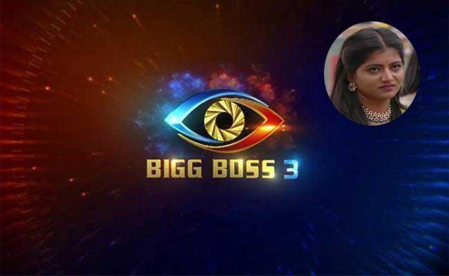 Bigg Boss 3 Telugu Shiva Jyothi Got Less Votes But She Saved - Sakshi