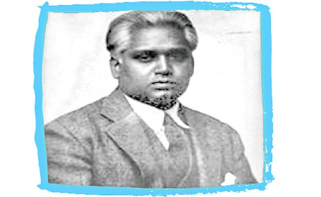 Reveluetionary Student Tarak Nath Das - Sakshi
