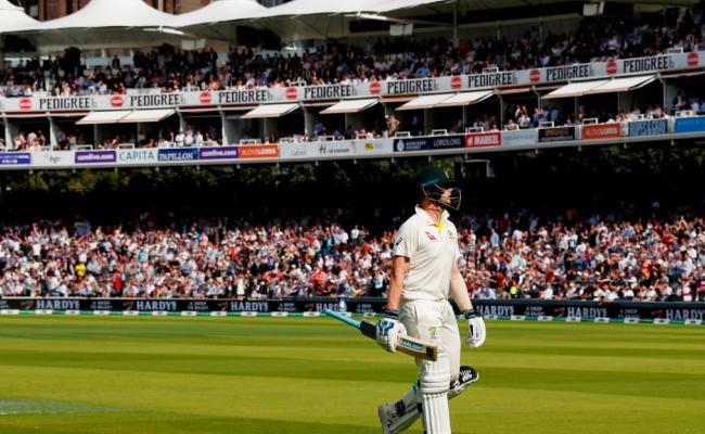 Australia PM Blasts English Fans For Booing Smith - Sakshi