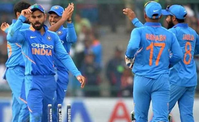 Indian Cricket Teams Security Hiked In West Indies - Sakshi
