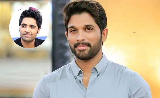 Allu Arjun Comments On EVARU Movie - Sakshi