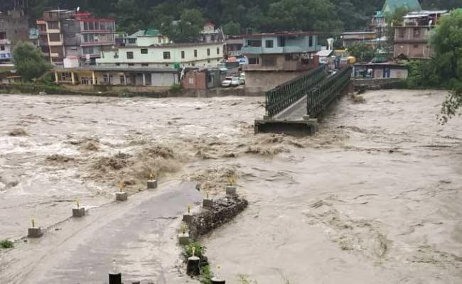 Heavy Rains And Floods In North India - Sakshi