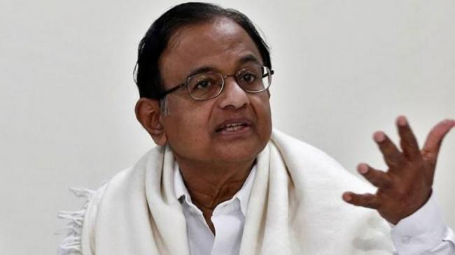 ED Sends Notice To Former FM Chidambaram In Aviation Scam - Sakshi