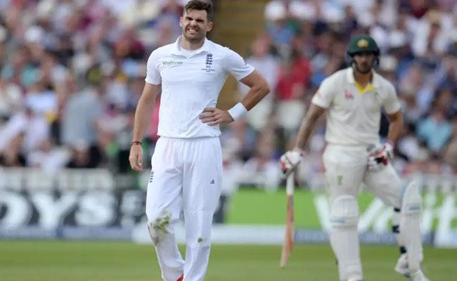 James Anderson To Miss 3rd Ashes Test Against Australia - Sakshi