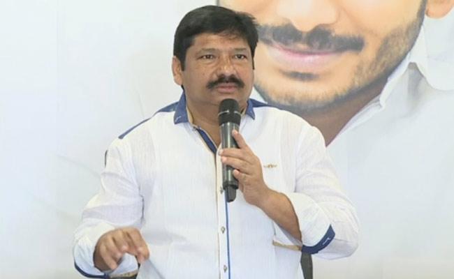 Jogi Ramesh Fires On Chandrababu And TDP Leaders - Sakshi