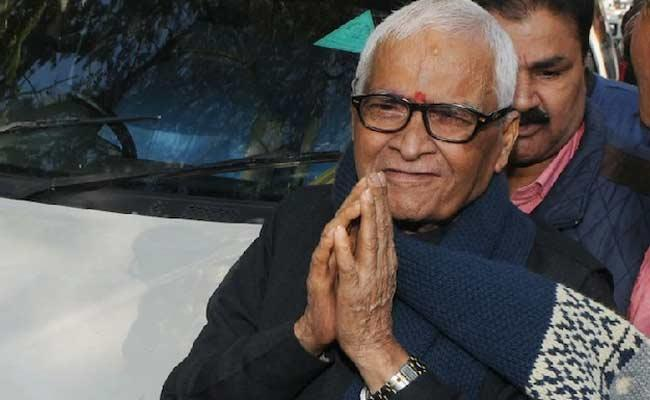 Former Bihar CM Jagannath Mishra Passes Away - Sakshi