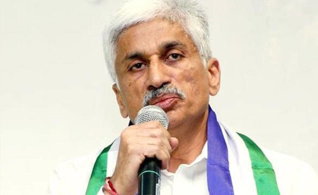 YSRCP MP Vijayasai Reddy Tweet On Chandrababu - Sakshi