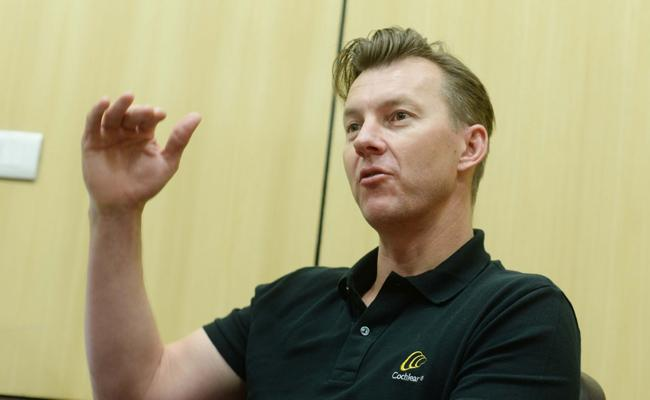 It looks Ridiculous Brett Lee on Test Jersey Numbers - Sakshi