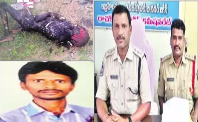 Police Department Find Dead Body In Ibrahimpatnam - Sakshi