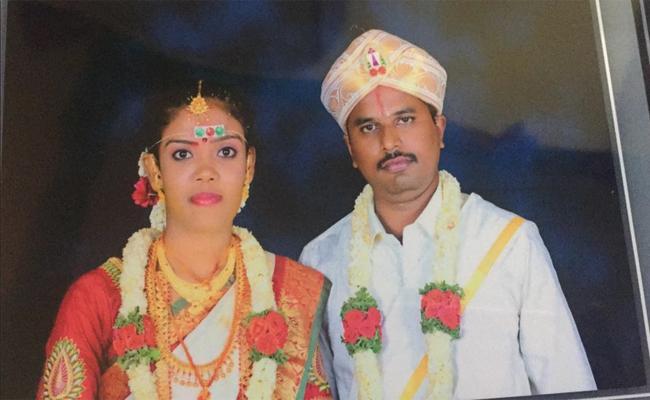 Bride Pallavi Suspicious Death in Karnataka - Sakshi