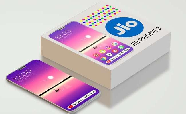 JioPhone 3 launch expected on August 12  - Sakshi