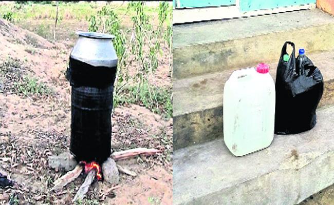 Increasing naatu Saara Supply In Prakasam - Sakshi