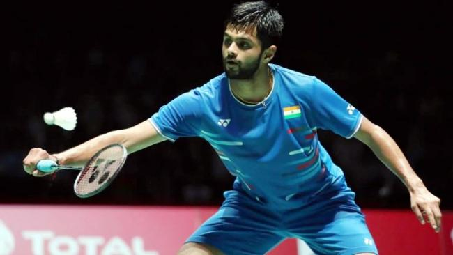 Sai Praneeth progresses to quarter-finals on Thailand Open 2019 - Sakshi