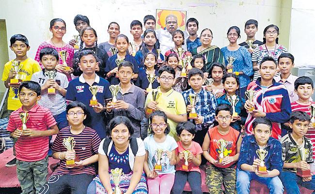 Surya Alakanti Wins Chess Title - Sakshi