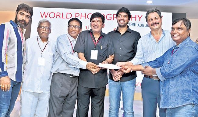 World Photography Day celabrations in tollywood - Sakshi