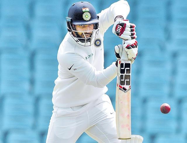 Ajinkya Rahane hits much-needed fifty after Hanuma Vihari 64 on Day 3 - Sakshi