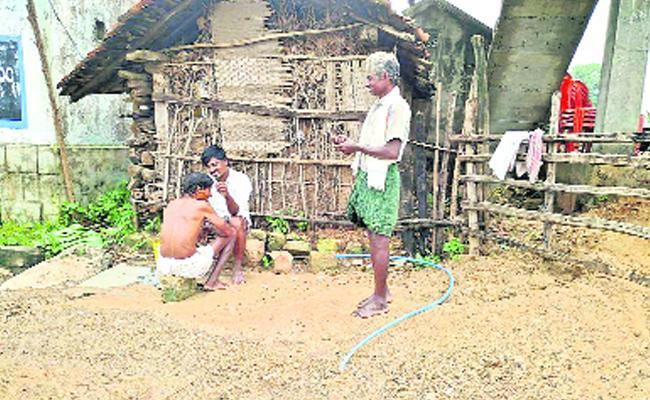 Ideal Sarpanch In Adilabad - Sakshi