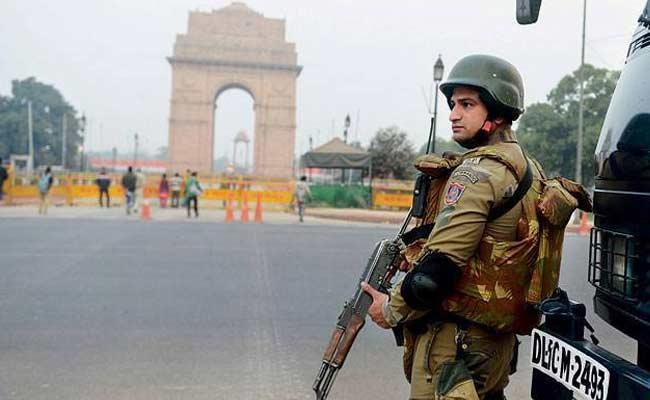 Gujarat On High Alert After IB Warns of Terrorist Movement In State Border - Sakshi