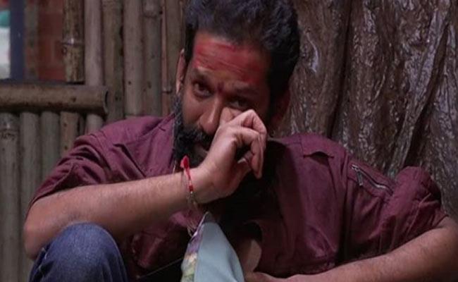 Baba Bhaskar Gets Emotional In Fifth Week Nomination Process - Sakshi