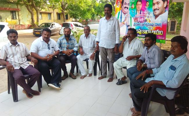 people Trust Of  YS jagan Mohan ReddyAdministration In Krishna - Sakshi