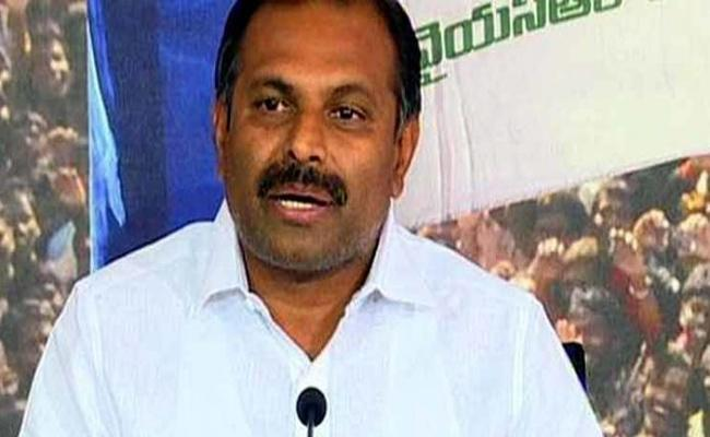 AP Chief Whip Requested To Not Believe Any Mediators For Govt Jobs - Sakshi