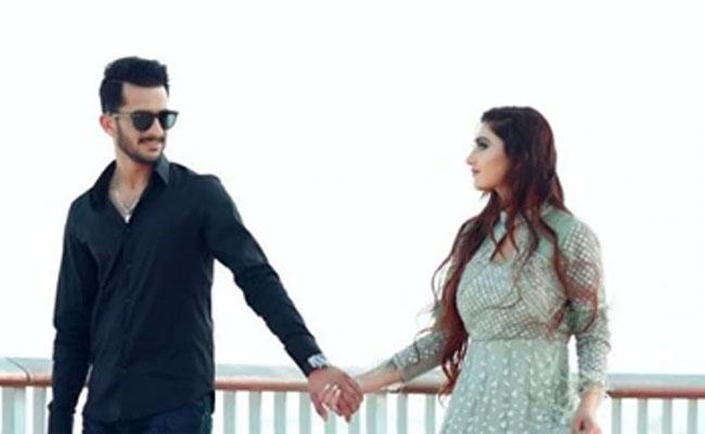 Hasan Ali To Get Hitched with Indian National Today in Dubai - Sakshi