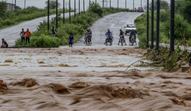Flood Hit Punjab Declares National Calamity - Sakshi