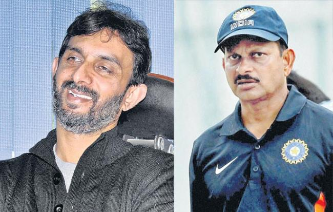 Team India coach selections - Sakshi