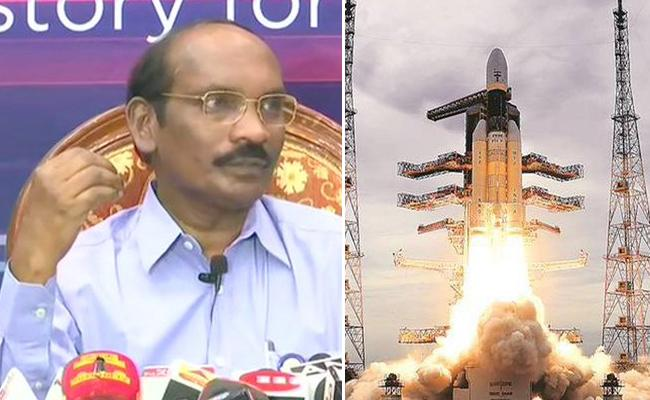 ISRO Chairman Shivan Speech After Chandrayaan 2 Enter Into Moon - Sakshi