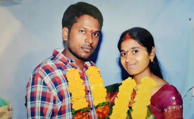 Wife Complaint against the second marriage of husband - Sakshi