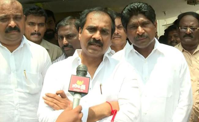 Minister Kannababu Fires On Chandrababu - Sakshi