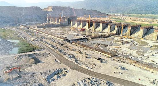 State Government Made Clear To The Polavaram Project Authority (PPA) About Reverse Tendering Issue - Sakshi