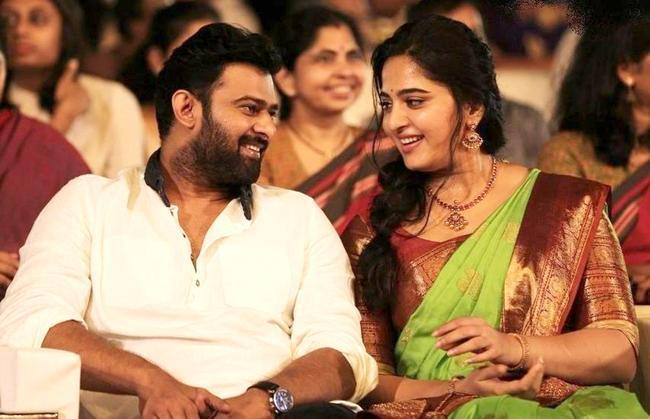 Prabhas Comments On Relationship With Anushka - Sakshi