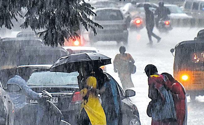 Heavy Rains To Hit In Telangana In Next Two Days - Sakshi