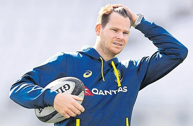 Steve Smith ruled of third Ashes Test at Headingley - Sakshi