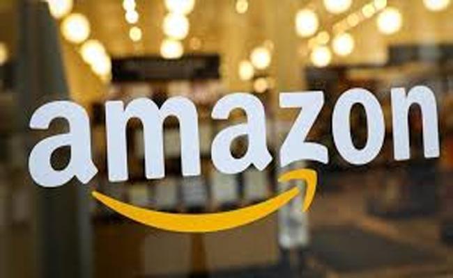 Home Minister Mahamood Ali Inaugurates Largest Amazon Campus In Hyderabad  - Sakshi