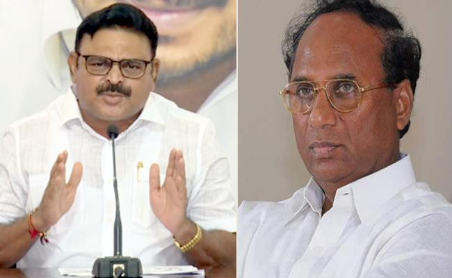 MLA Ambati Rambabu Critics Kodela Siva Prasad Over Furniture Missing - Sakshi